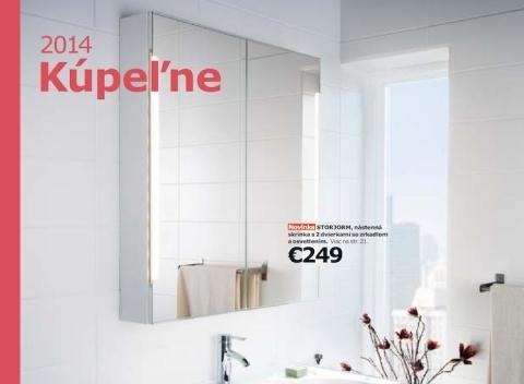 IKEA - Kúpeľne 2014