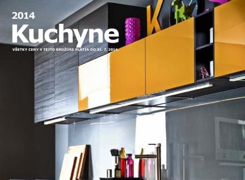 IKEA - Kuchyne 2014