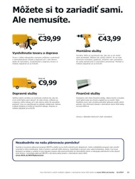23. stránka Ikea letáku