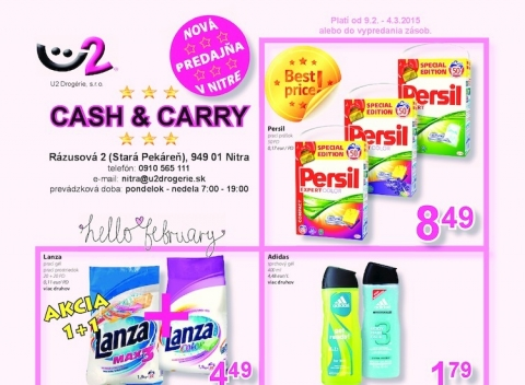 U2 Group - Cash&Carry
