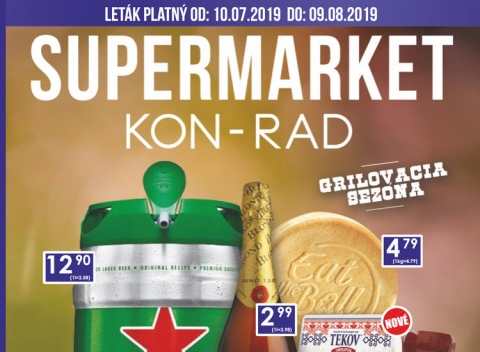 KON-RAD - Supermarket