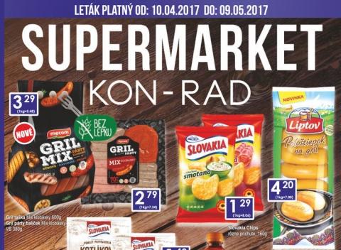 KON-RAD - Supermarket