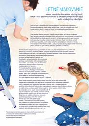 3. stránka Dom farieb letáku