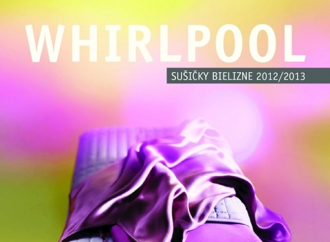 Whirlpool - Sušičky 2013