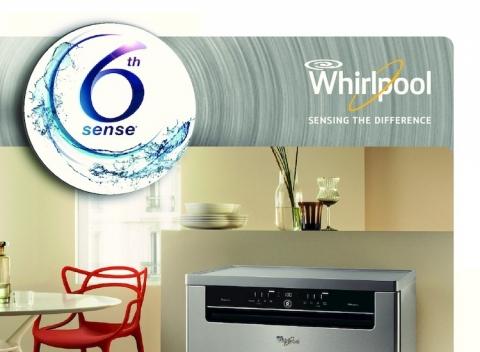 Whirlpool - Umývačky