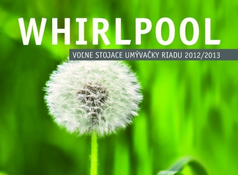 Whirlpool - Umývačky 2013