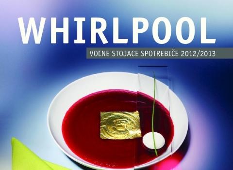 Whirlpool - kompletný katalóg