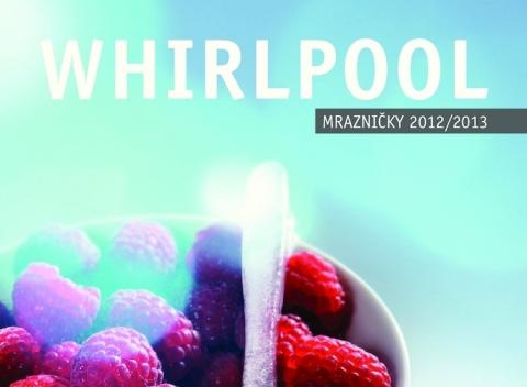 Whirlpool - Mrazničky 2013