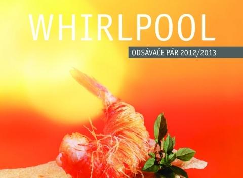 Whirlpool - Odsávače pár 2013