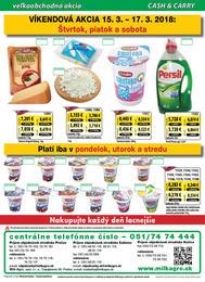 12. stránka Milk agro letáku