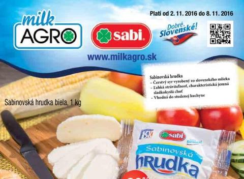 Milk agro
