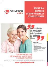 14. stránka Lekáreň Schneider letáku