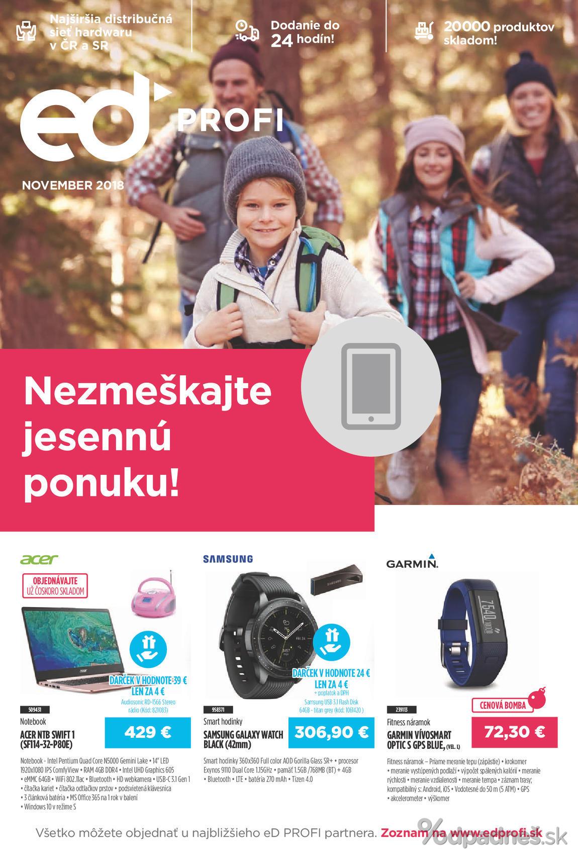 1. stránka DigiPro.sk letáku