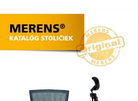 Office PRO-stoličky MERENS