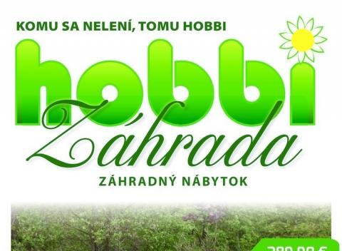 Hobbi - Záhrada