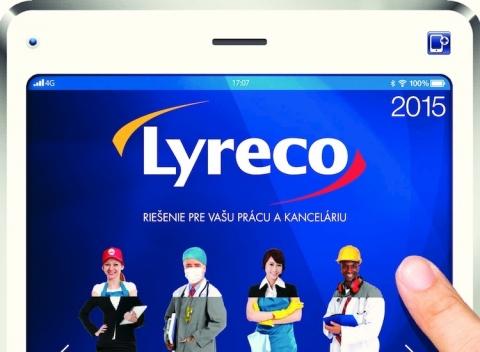 Lyreco - Katalóg