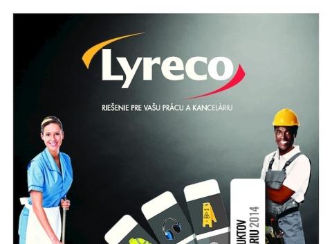 Lyreco - Mimo kanceláriu