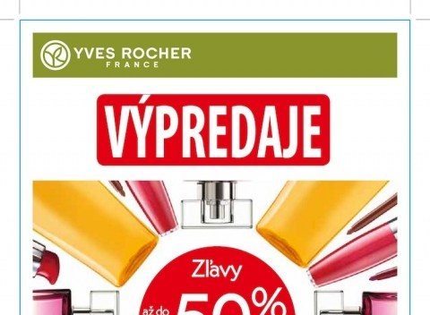 Yves Rocher - Január