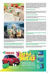 21. stránka Fresh letáku