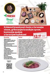 20. stránka Fresh letáku
