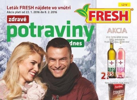 Fresh - Východné Slovensko