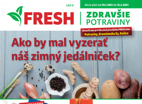 Fresh - Východné Slovensko