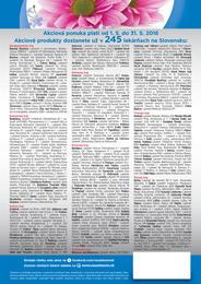 6. stránka Vaša lekáreň letáku