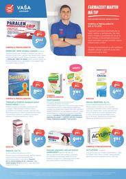 4. stránka Vaša lekáreň letáku