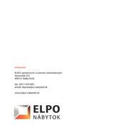 17. stránka Elpo nábytok letáku