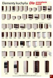 47. stránka Elpo nábytok letáku