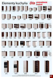 49. stránka Elpo nábytok letáku