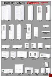 7. stránka Elpo nábytok letáku