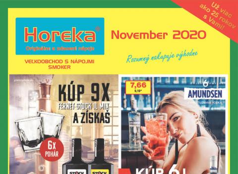 Smoker - Horeka
