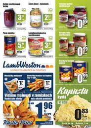 13. stránka Fega Food letáku