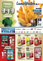 6. stránka Fega Food letáku