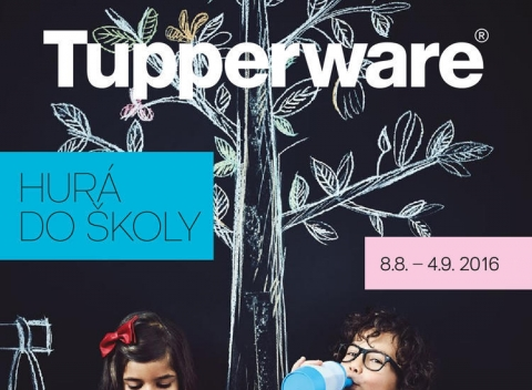 Tupperware - Hurá do školy