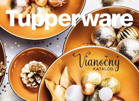 Tupperware - Vianočný katalóg
