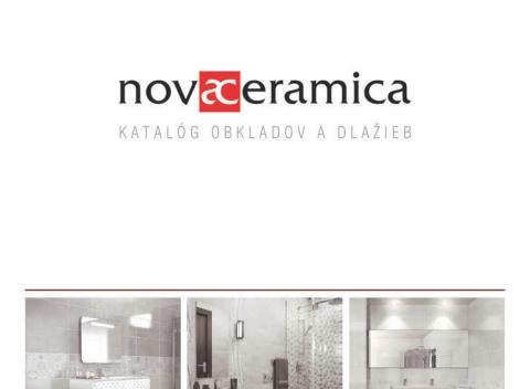 Ingema - Katalóg NovaCeramica 2017