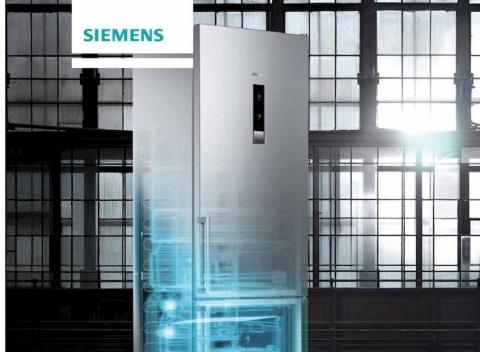 Siemens - Domáce spotrebiče