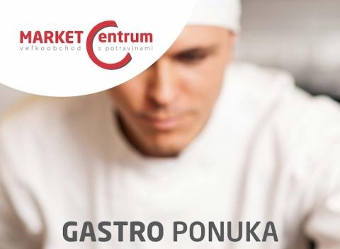 Gastro ponuka