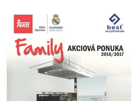 Teka - Family akciová ponuka