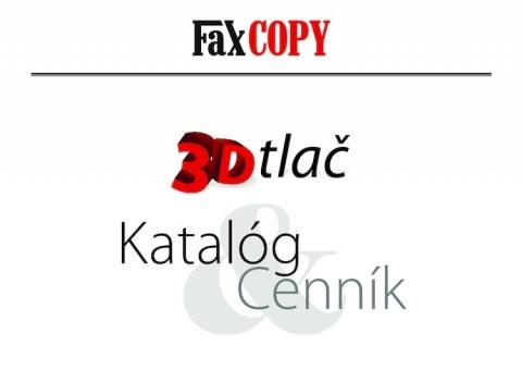 Faxcopy - 3D Tlač