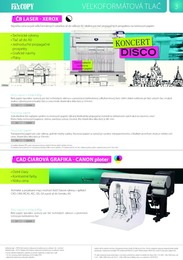 3. stránka Faxcopy letáku
