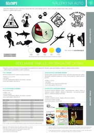 9. stránka Faxcopy letáku