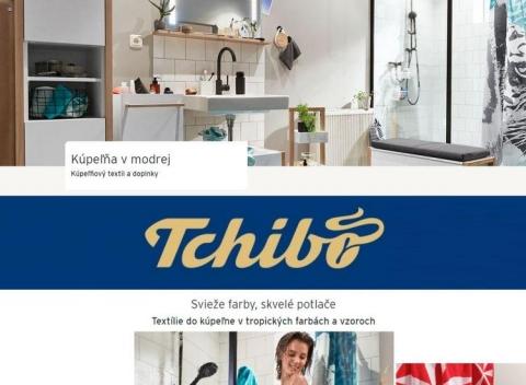 Tchibo - Kúpeľňa v modrej