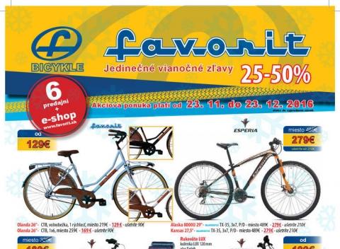 Bicykle Favorit