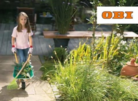 OBI - Záhradné projekty