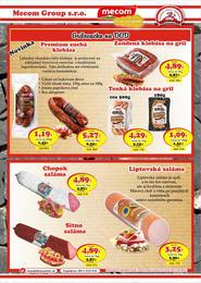 7. stránka DMJ market letáku