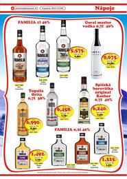 25. stránka DMJ market letáku