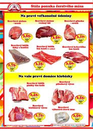2. stránka DMJ market letáku